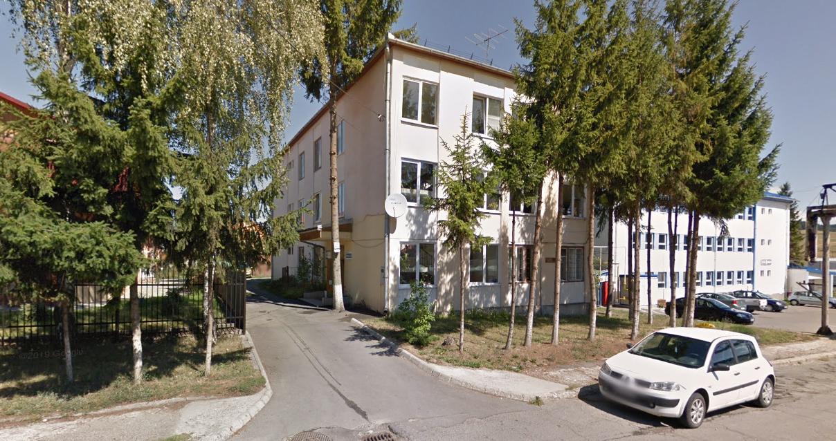 Clădirea DJEP, Miercurea Ciuc